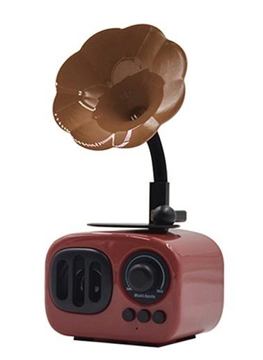 Platoon PL-4186 Bluetooth Speaker Fm/Sd/Usb Bordo